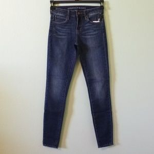 Articles of Society Jeans 24 Skinny Blue Midrise